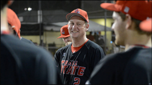 Ball State manager Rich Maloney is one of the best coaches to work with.